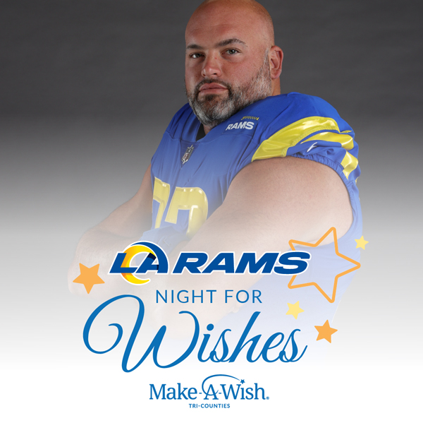 Rams Night for Wishes 2020