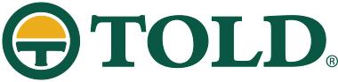TOLD logo