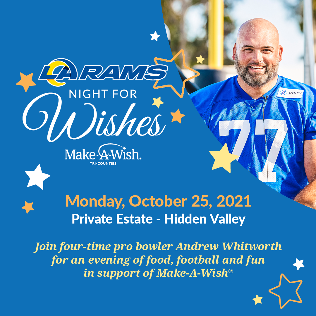 rams night for wishes 2021